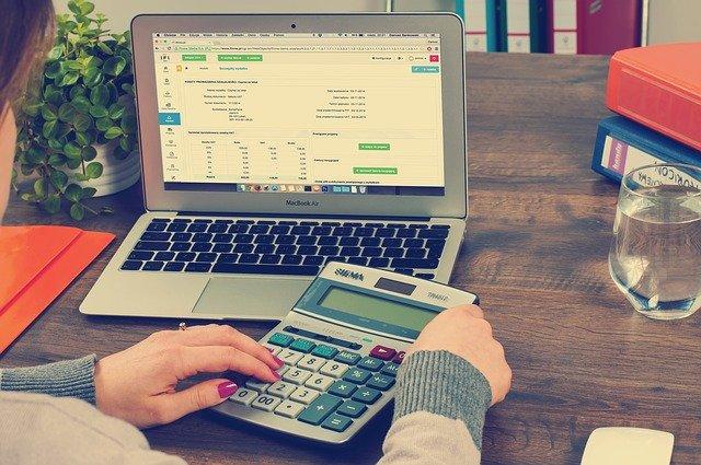 Výpočty v účetnictví
