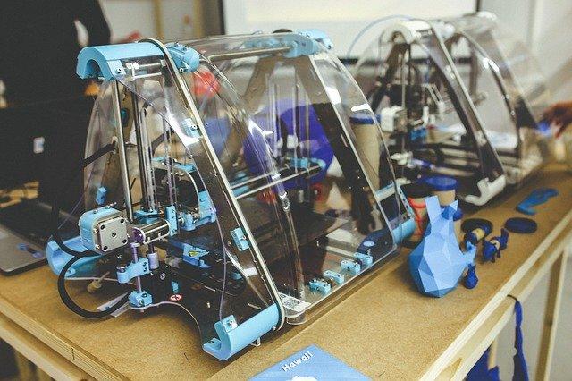 moderní 3D tiskárny