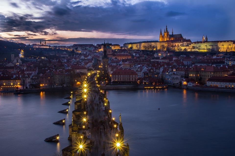 pražské_panorama