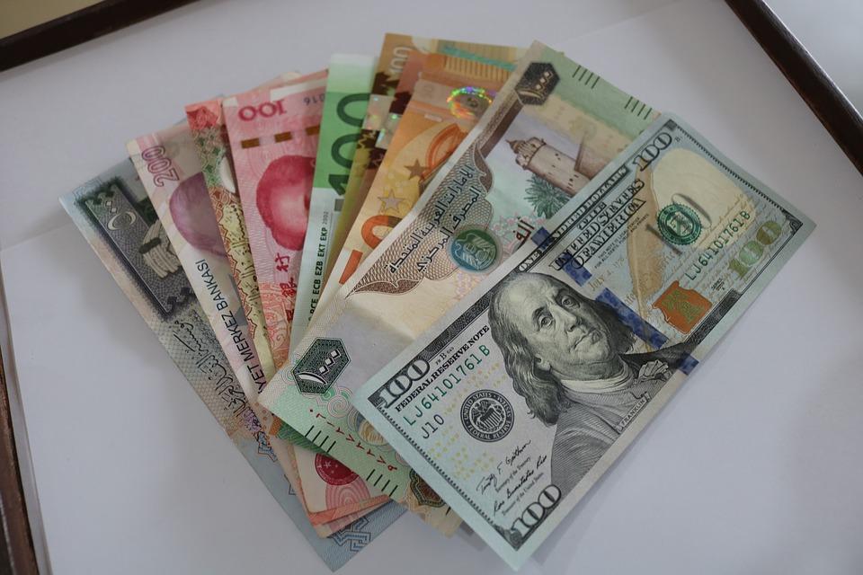 směs měn